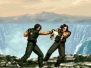 Lupte cu Regele Luptatorilor Kyo