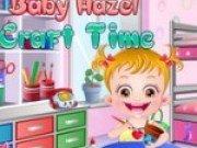 Activitati pentru copii cu craft Baby Hazel