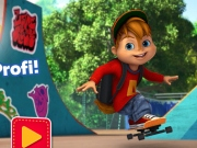 Alvin si Veveritele: Skateboard Pro