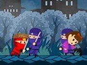 Ninja Salveaza Printesa
