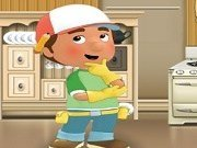 Reparatii in casa cu Manny Iscusitul