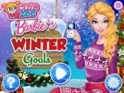Petrece o iarna magica alaturi de Barbie