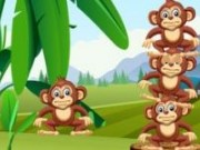 Echilibristica cu maimute