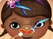 Infectie la nasul lui Plusica