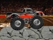 Distruge camioane Monster Truck