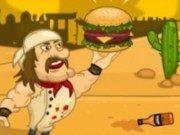 Hamburger in Texas
