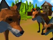 Simulator Familie de vulpi 3D
