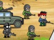 Joc de aparat Baza Militara