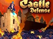Apara castelul cu magii