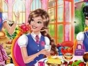 Provocarea Barbie la scoala printeselor 2