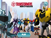 Robotii Transformers Arkanoid