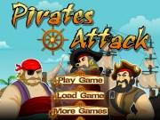 Lupte cu bombe intre pirati