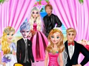 Rapunzel, Elsa si Anna la Nunta