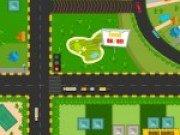 Joc de dirijat traficul din intersectii
