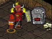 Lupte cu sabii si topoare Loot Heroes 2