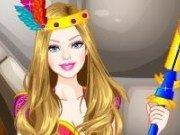 Barbie printesa razboinica