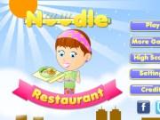 Serveste specialitati cu paste la Restaurant