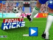 Fotbal Penalty 3D