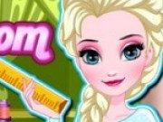 Coase o rochie de bal pentru Elsa
