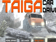 Taiga car driver