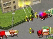 Pompieri in misiune
