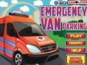 Condu masina de ambulanta si transporta ranitii la spital