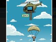SOS Salvați parașutiștii