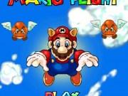 Mario Aventura in zbor
