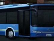 Condu autobuzul cu pasageri