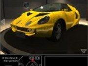 Parcheaza masina de lux Lamborghini