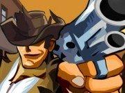 Impuscaturi in Vestul Salbatic cu Cowboy