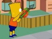 Basketball cu Bart Simpson