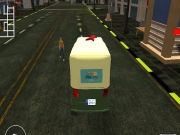 Taxi Tuk Tuk Rickshaw: Chingchi Simulator