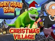 Angry Gran Run Christmas Village