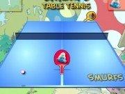 Ping pong Smurfi