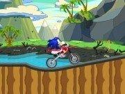 Super Sonic Aventura Moto