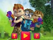 Alvin și Ghostbusters