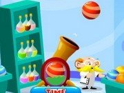 Bubble shooter cu bile colorate