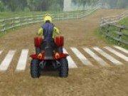 Condu un ATV