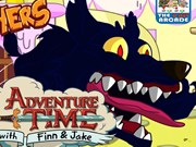 Adventure Time: Regatul Dulciurilor invadat de lupi