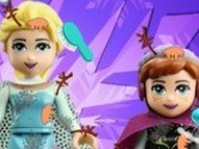Printesele Frozen Lego