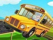 Condu si Parcheaza autobuzul scolii