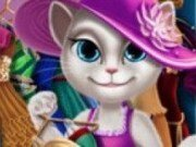 Talking Angela si obiectele pierdute