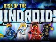 Armata Lego Ninjago Rise of the nindroids