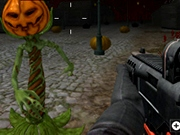 Joc Multiplayer Halloween cu impuscaturi