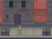 Testoasele Ninja Lupte Duel