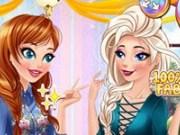 Elsa si Anna Testul prieteniei