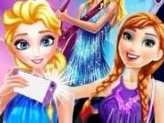 Elsa si Anna la concert