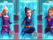 Barbie Spioana in Academia Squad