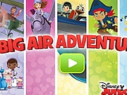 Aventura Disney Junior Big Air